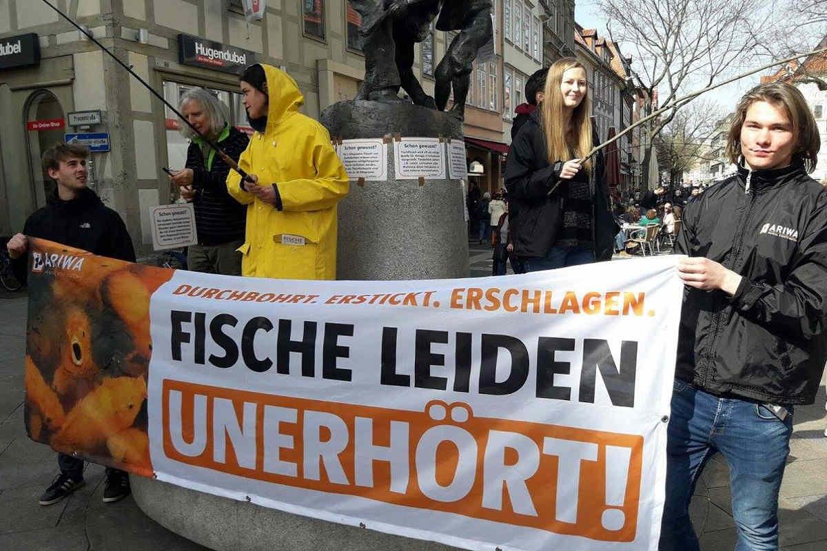 Welttag für das Ende der Fischerei Göttingen