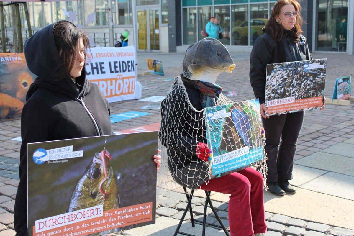 Welttag für das Ende der Fischerei Chemnitz