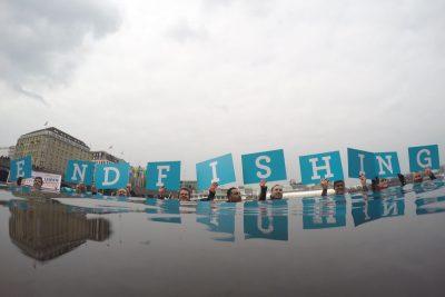 Welttag für das Ende der Fischerei