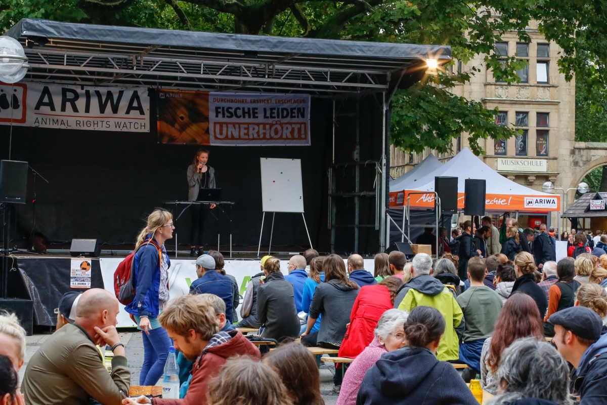 Welttag für das Ende der Fischerei Dortmund