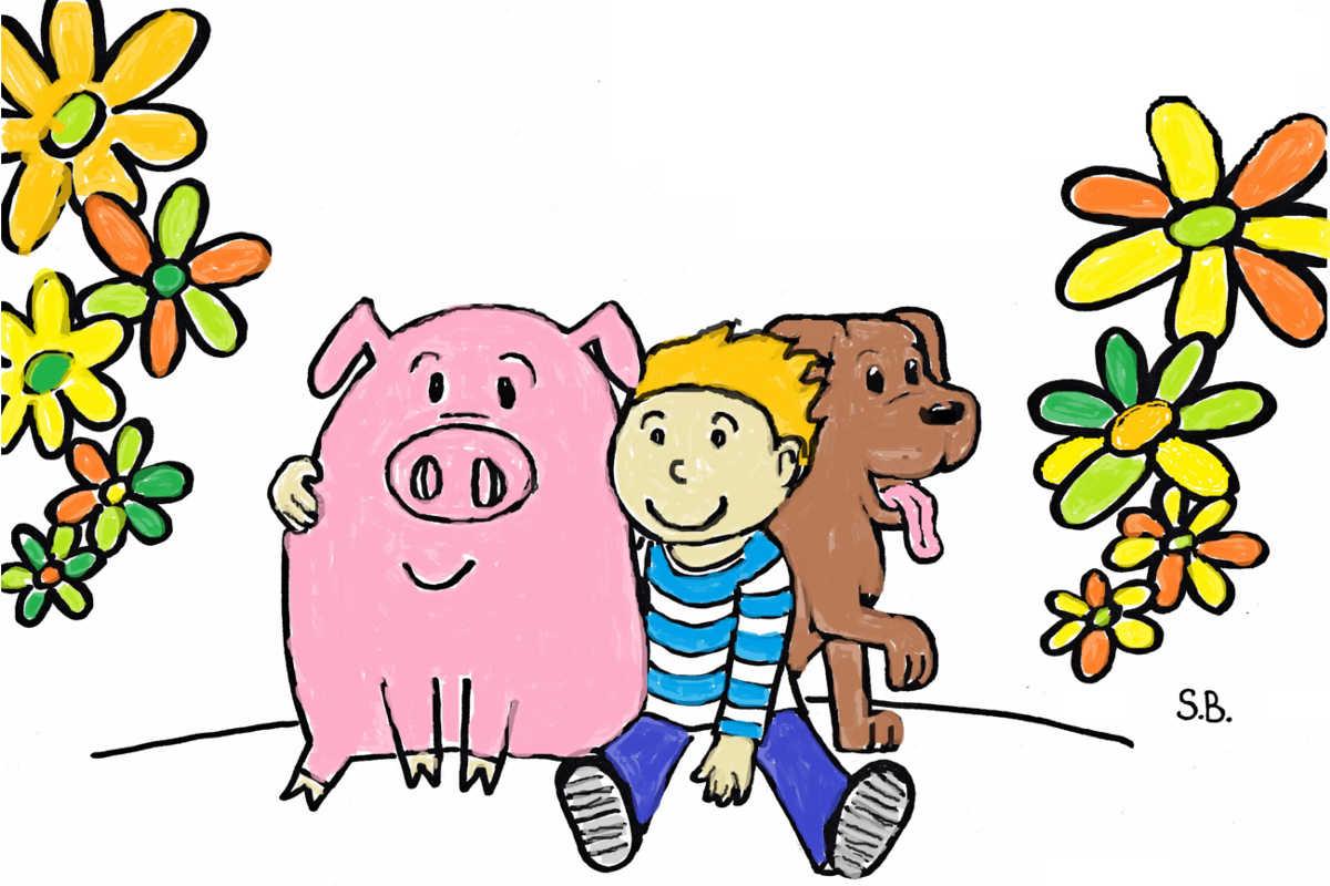 ARIWA Kinderausmalbuch