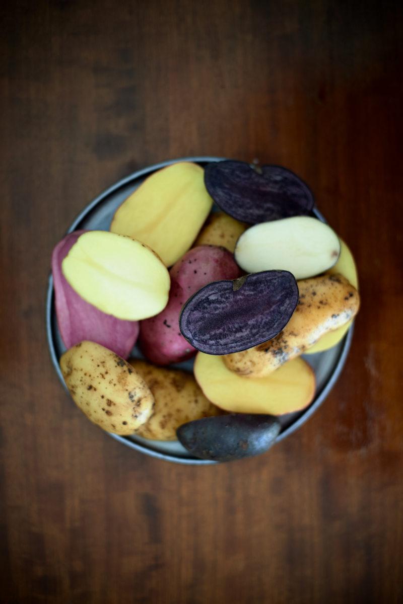 bio-vegane Kartoffeln Foto: Julia Thiele