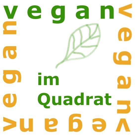 Vegan im Quadrat Mannheim