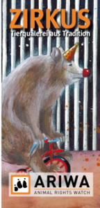 ARIWA-Flyer Zirkus