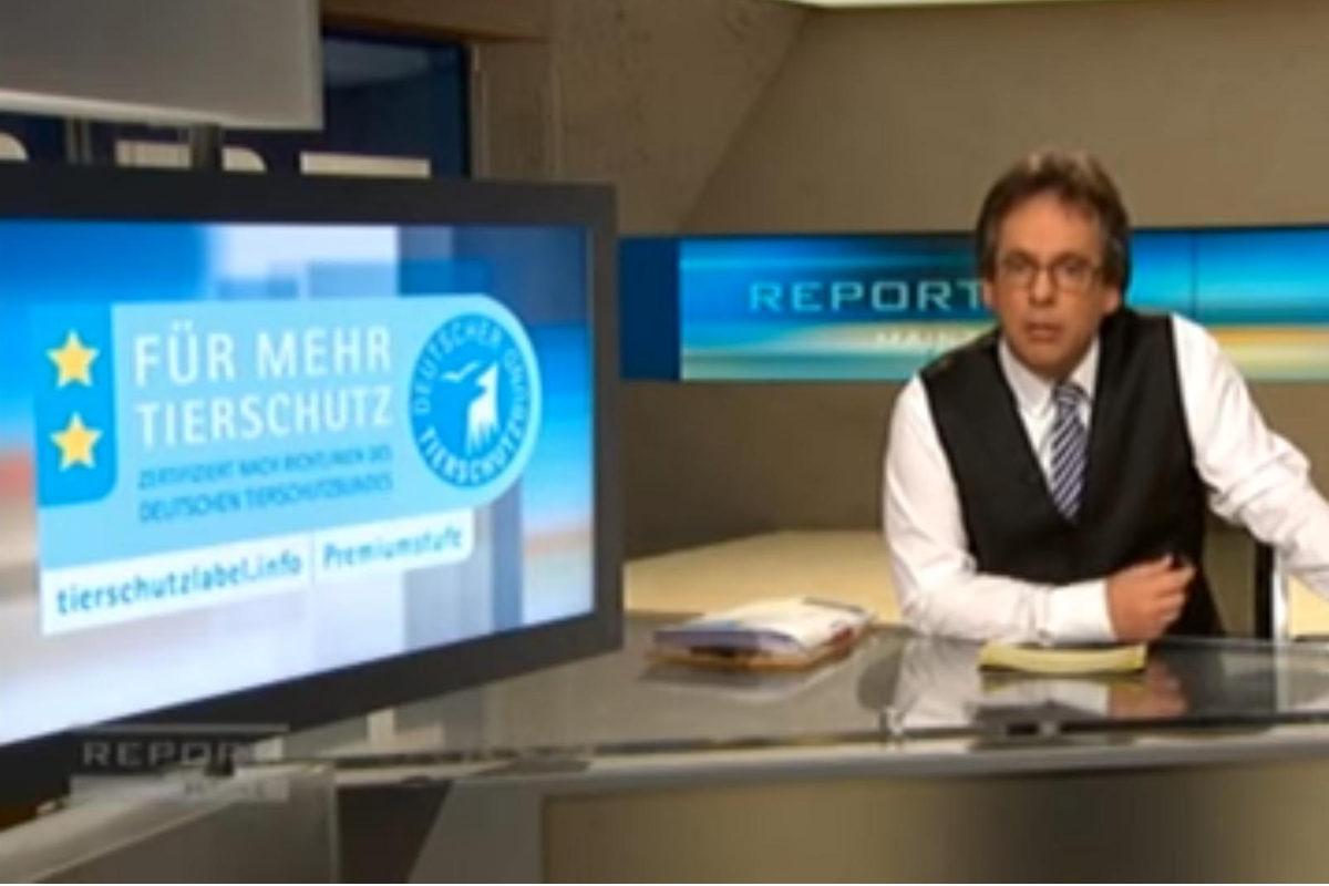 2013 Report Mainz Tierschutzbundlabel
