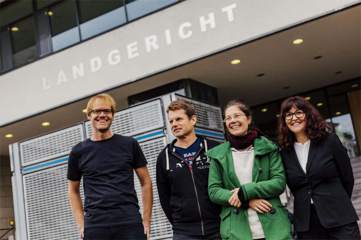 2017 ARD: brisant Freispruch Hausfriedensbruch Magdeburg