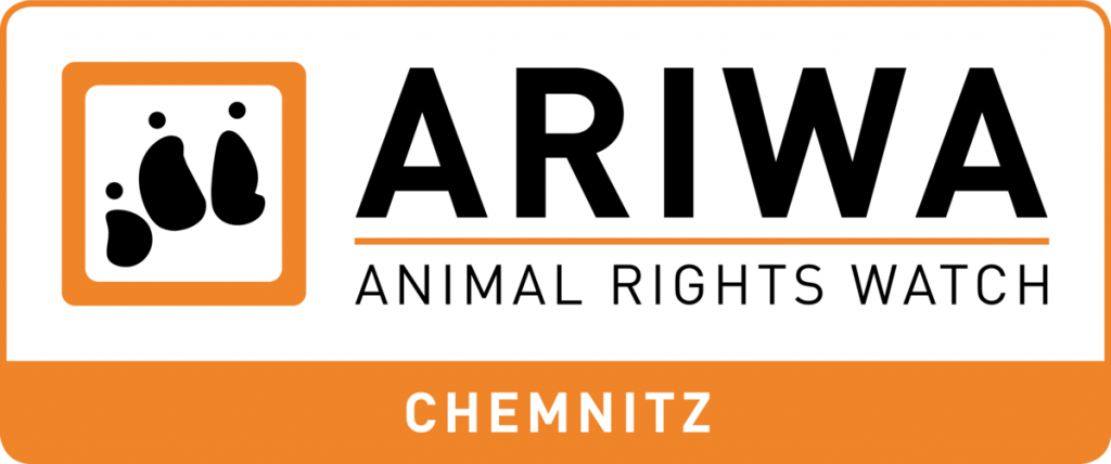 Logo ARIWA-Ortsgruppe Chemnitz