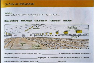 i.m.a Poster: Technik im Stall