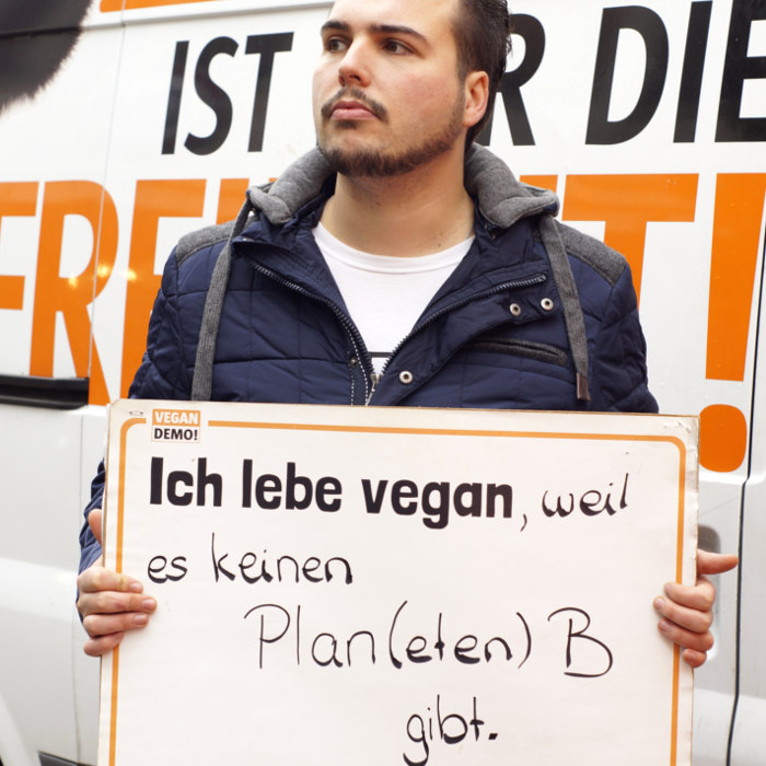 Vegan-Demo