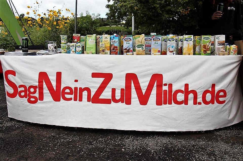 Milchstand ARIWA Rhein-Pfalz