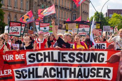 Schließung aller Schlachthäuser in Hamburg 2019