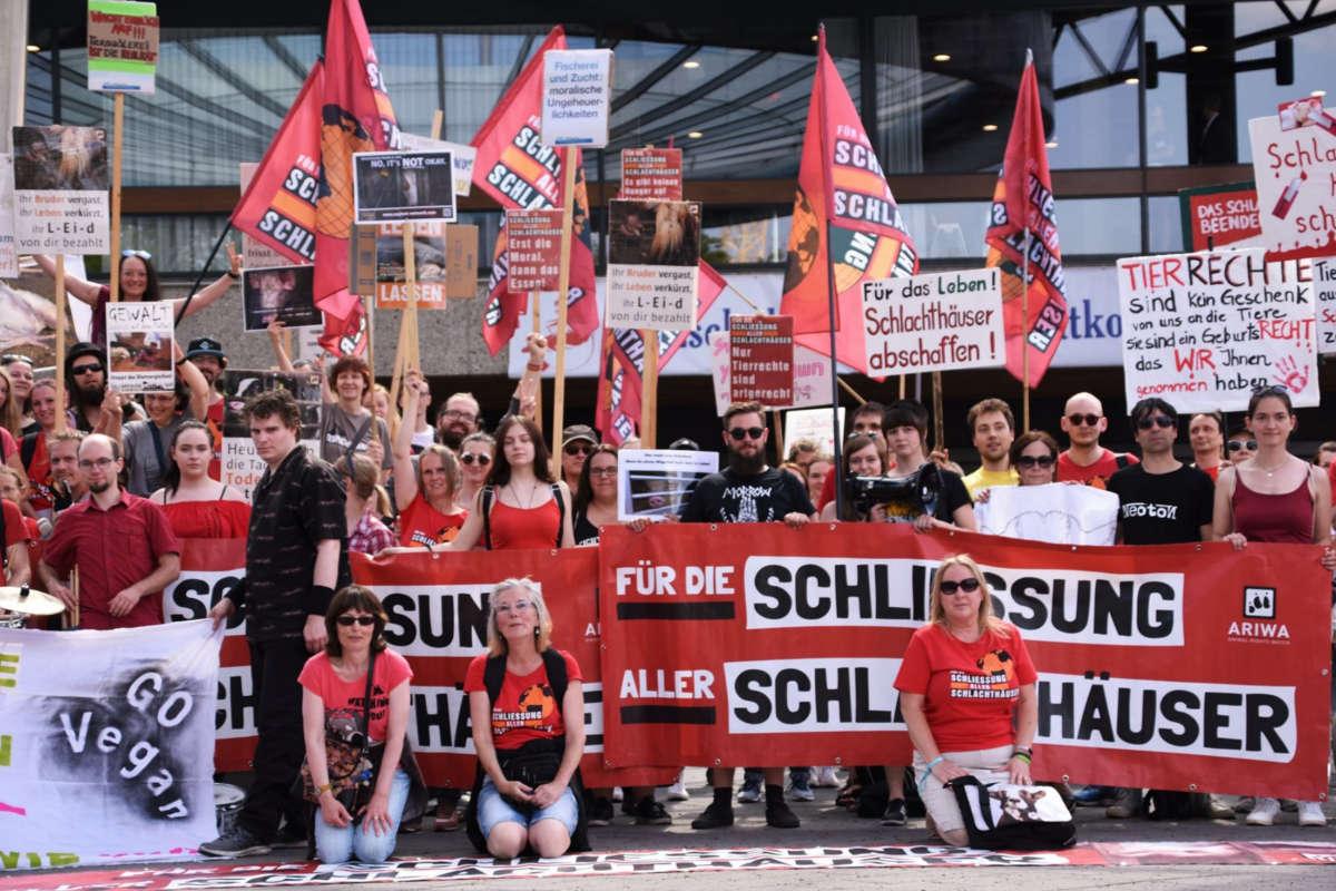 Schließung aller Schlachthäuser in Braunschweig 2019
