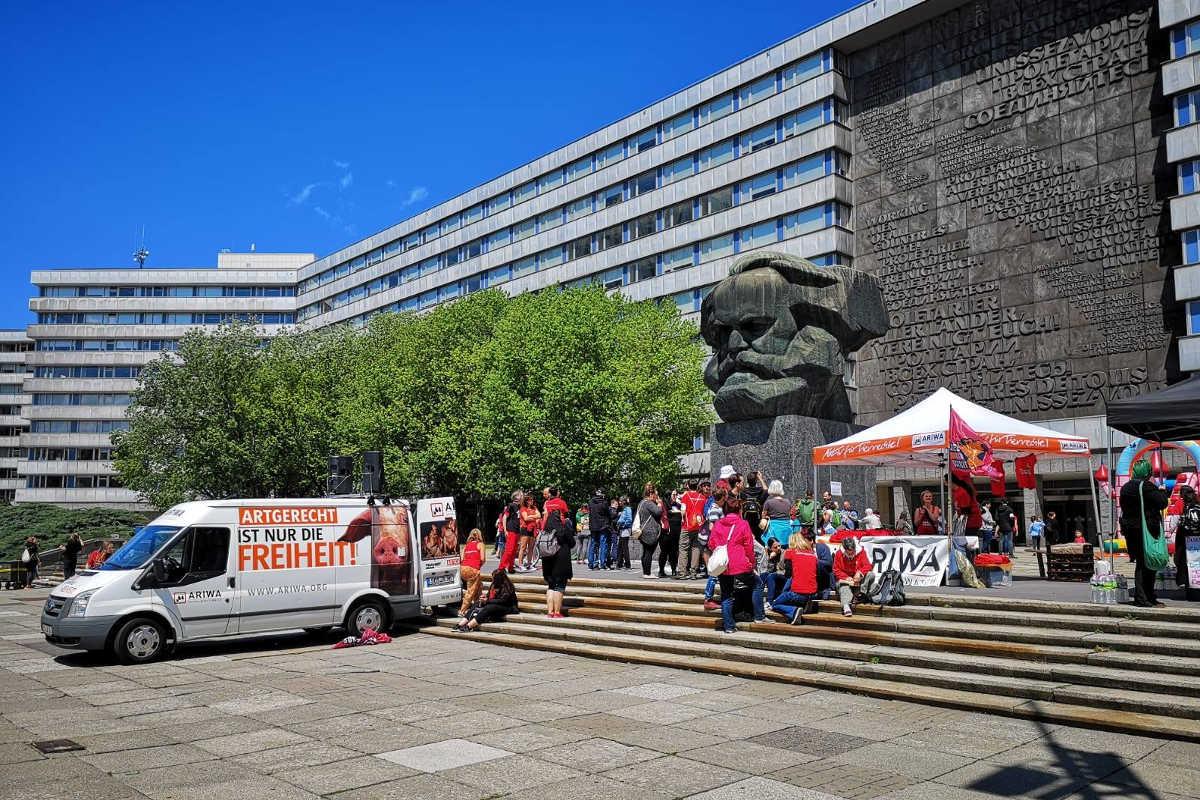 Schließung aller Schlachthäuser in Chemnitz 2019