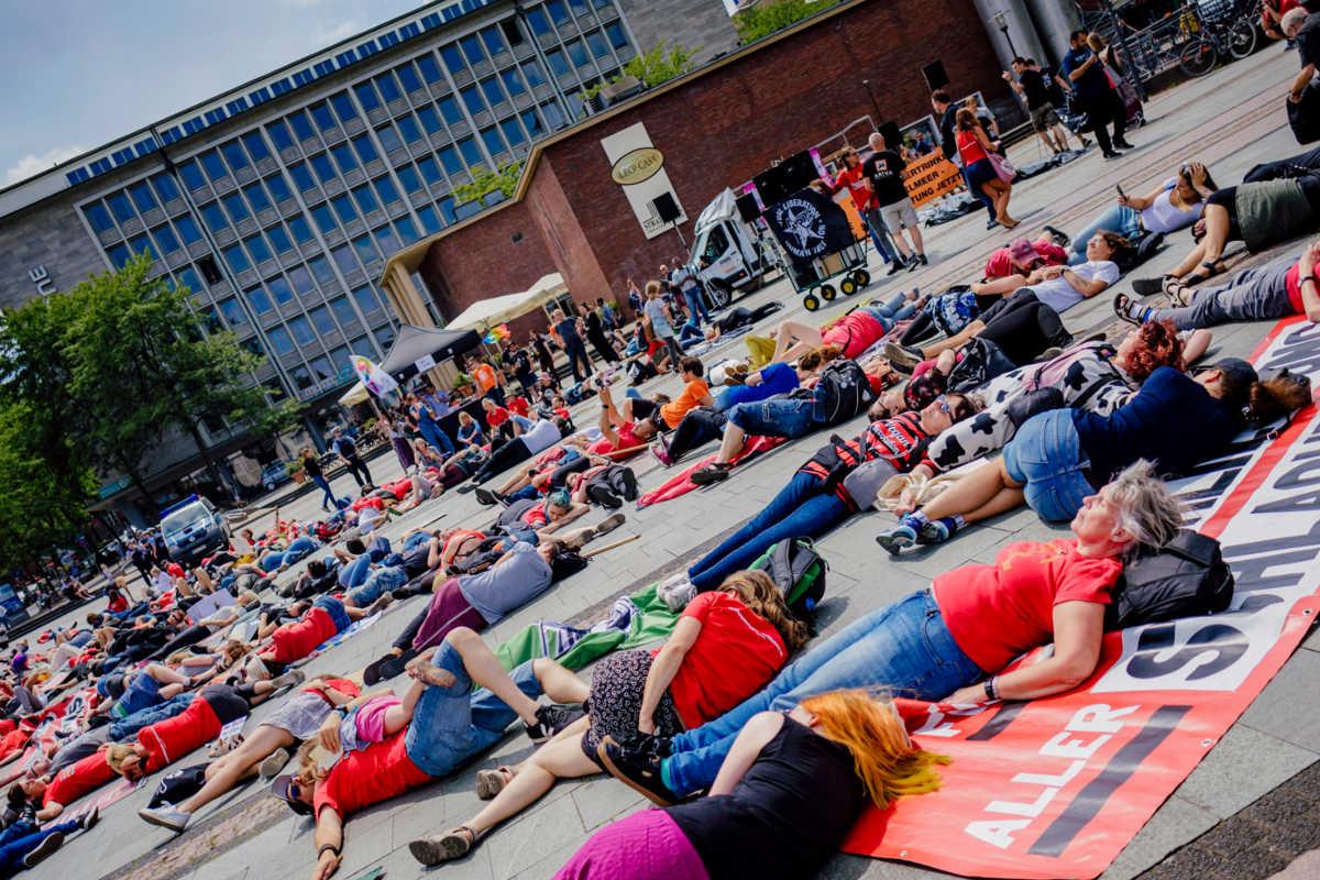 Schließung aller Schlachthäuser in Bielefeld 2019
