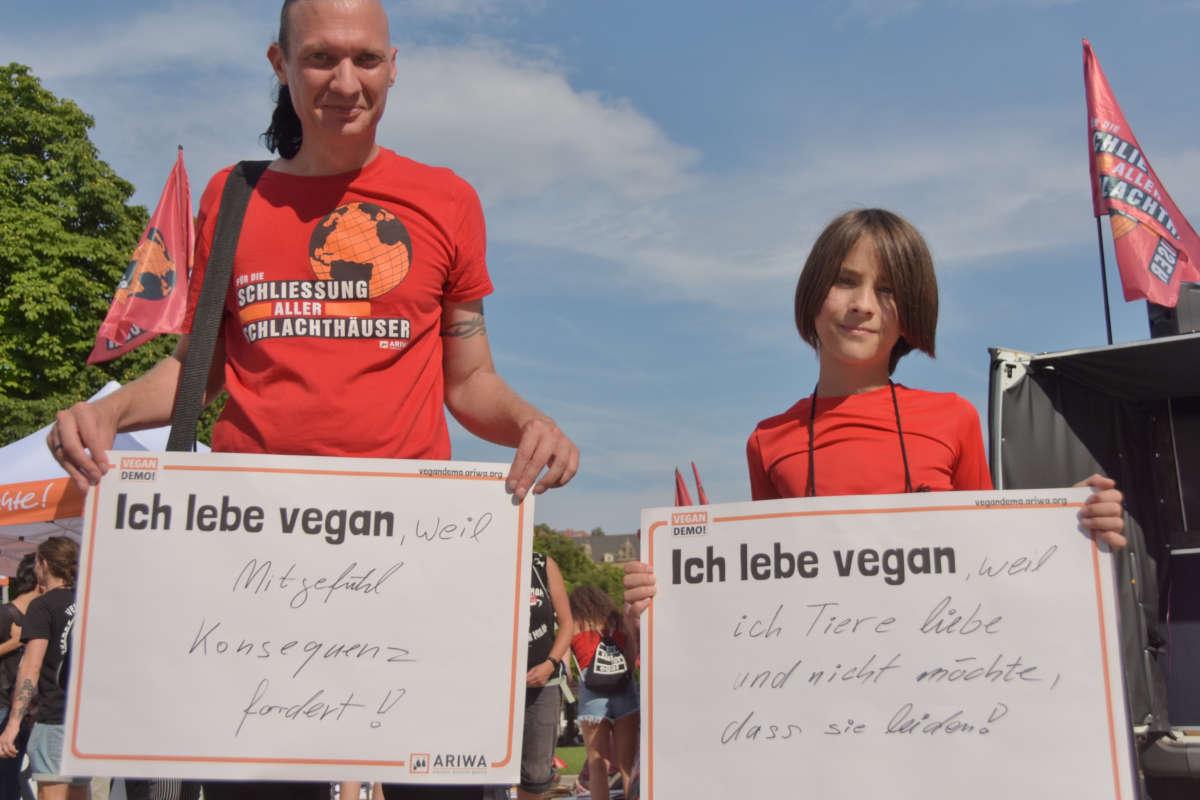 Schließung aller Schlachthäuser in Stuttgart 2019