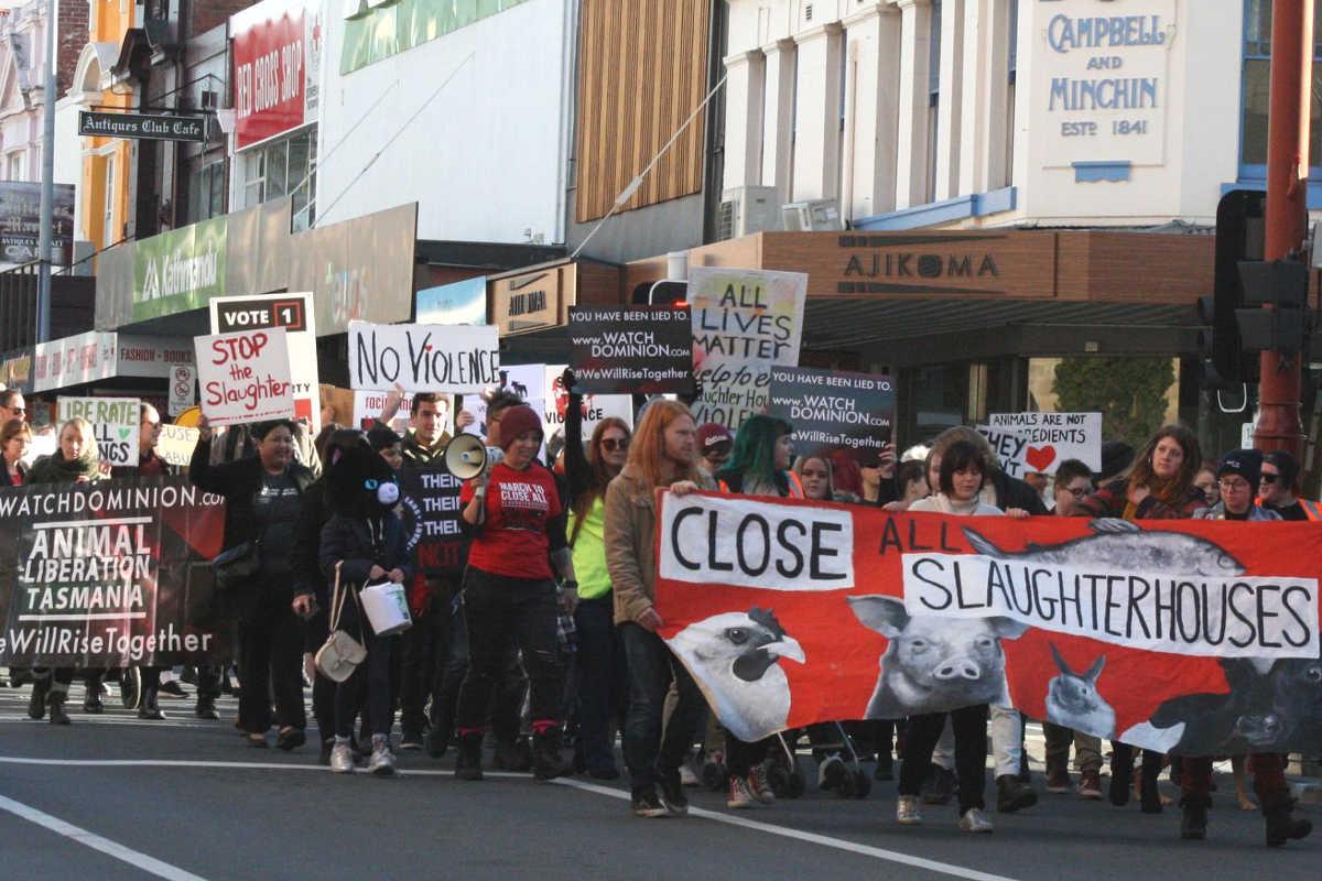 Schließung aller Schlachthäuser in Hobart 2019