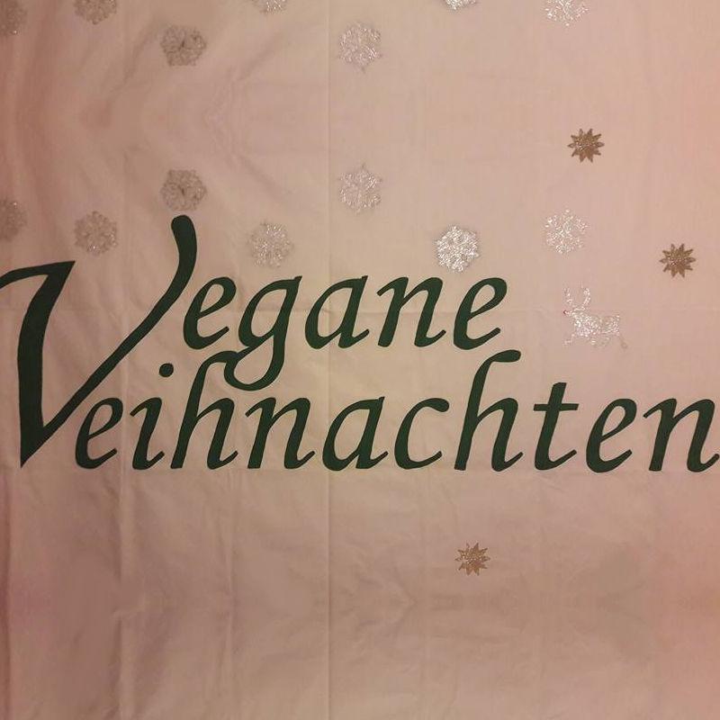 Veganer Weihnachtsmarkt