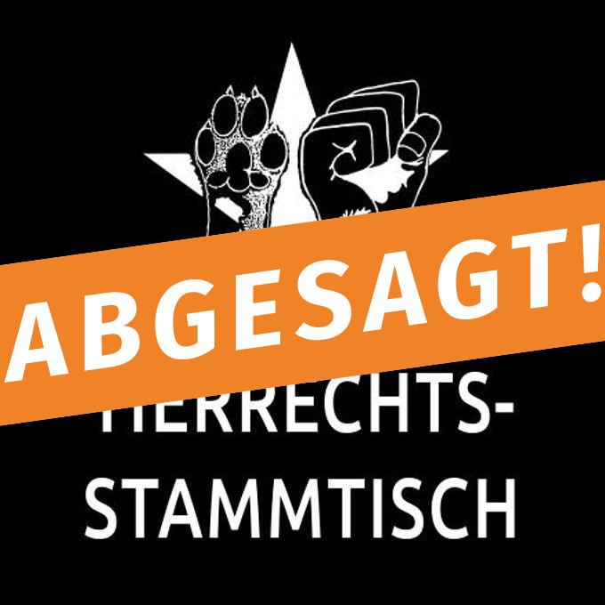 ABGESAGT! - Tierrechts-Stammtisch