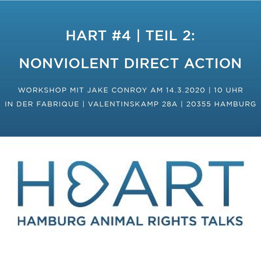 HART #4 2/2: NVDA Workshop mit Jake Conroy