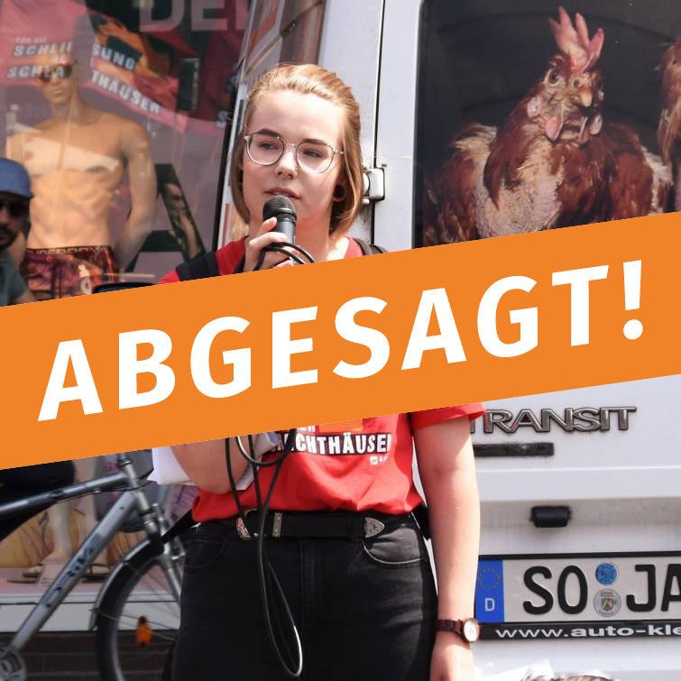 ABGESAGT! – Schließung aller Schlachthäuser Braunschweig