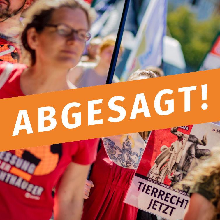 ABGESAGT! – Schließung aller Schlachthäuser Chemnitz