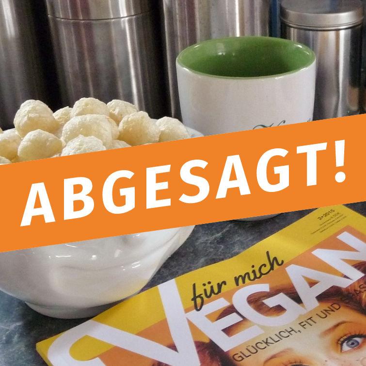 ABGESAGT! – Veganer Stammtisch Aalen