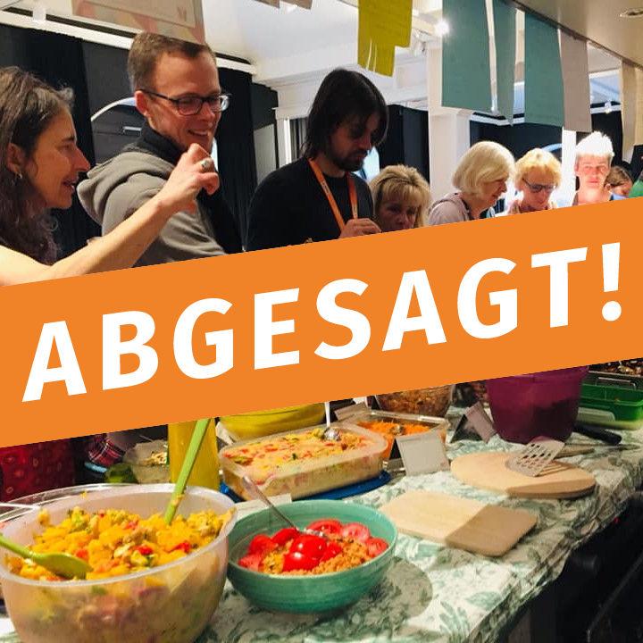 ABGESAGT! - Vegan-Brunch mit Vortrag