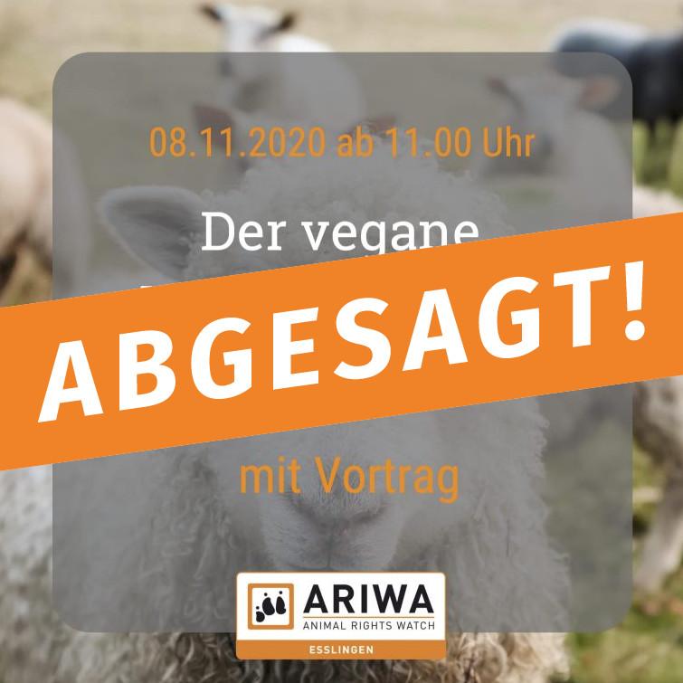 ABGESAGT - Vegan-Brunch mit Vortrag