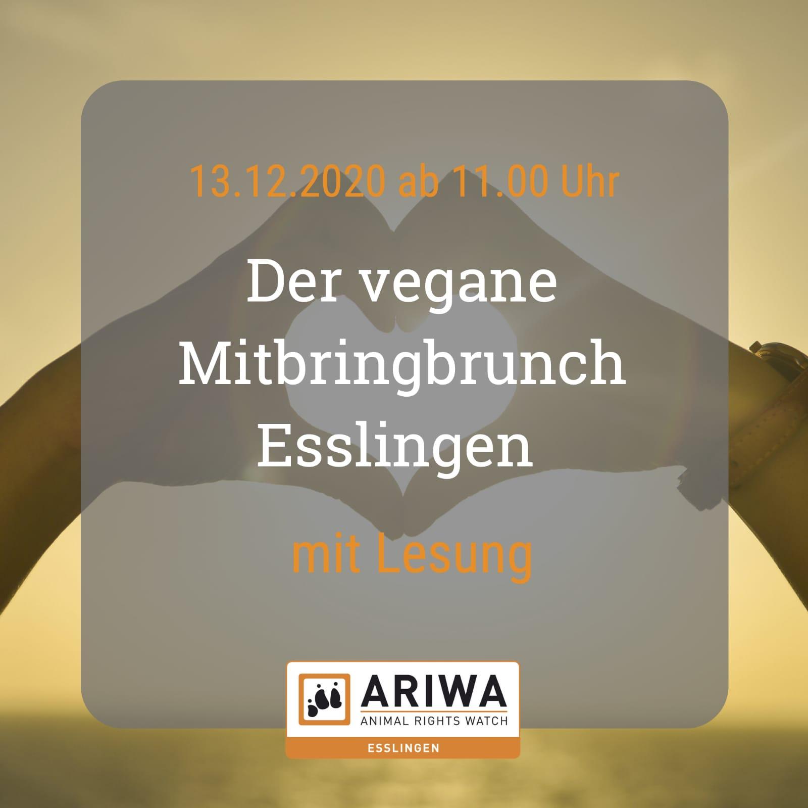 Vegan-Brunch mit Lesung
