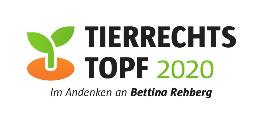 Logo TierrechtsTopf 2020