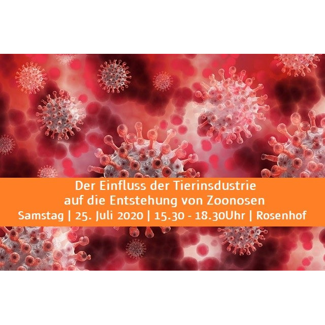 Tierindustrie - Zoonosen - Pandemien
