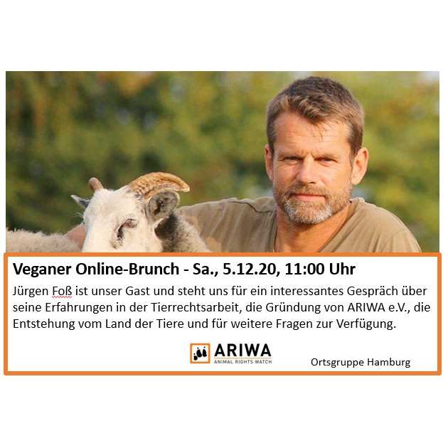 Online-Brunch mit Jürgen Foß