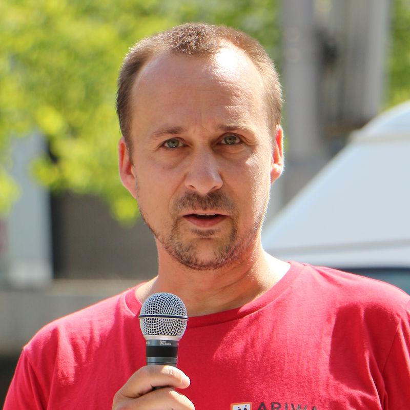 ARIWA-Aktiver: Jochen