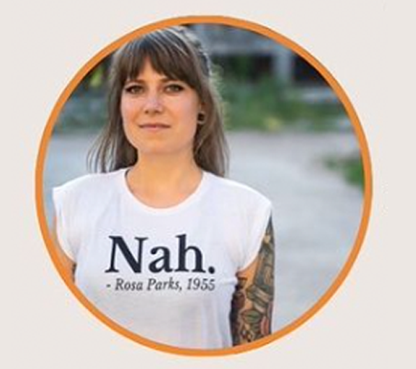 """Online-Lesung """"Food Revolte: Ein vegan-feministisches Manifest"""""""