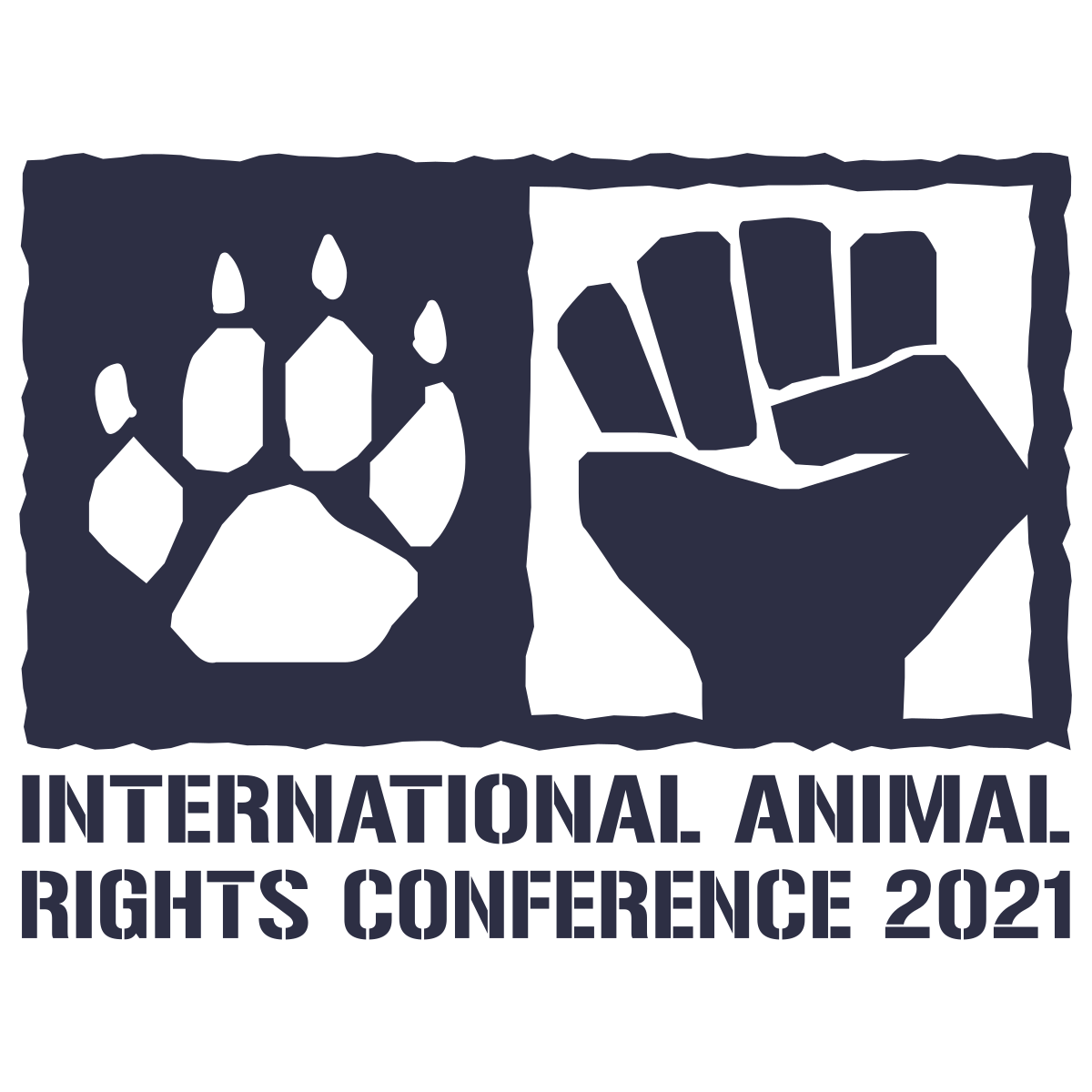 ARIWA-Infostand bei der International Animal Rights Conference 2021