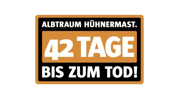 Logo: 42 Tage bis zum Tod